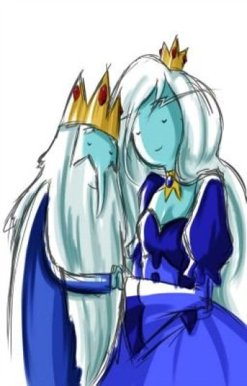 You Softened My Ice-Cold Heart (Ice King x Ice Queen