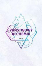 Państwowy Alchemik by sakuja_3