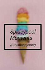 Spideypool Moments. by ThisHappySong