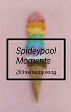 Spideypool Imaginas. by ThisHappySong