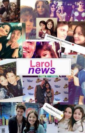 Larol News©. by -sickperson