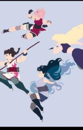 hinata and sakura fight