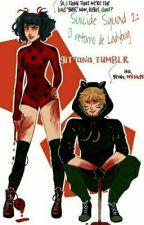 Suicide Squad 2 (versão Miraculous): A volta de Ladybug by mily1504fofis