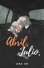 Abril & Julio.  by Anaur_
