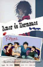 Amor de hermanos by Ely_wayne