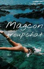 Magcon groupchat by f00dbaby