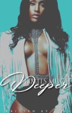 Limits Much Deeper. by kyndauthor