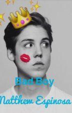 Bad Boy (Matthew Espinosa) by Hailey1249