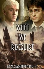 What We Require by Booksblanketsandtea