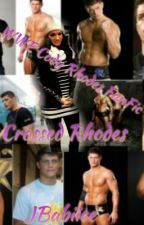 Crossed Rhodes (Cody Rhodes WWE) by JBabiiee
