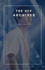 ❝ the sf9 archives ❞「REWRITING」 by hyungsobs-