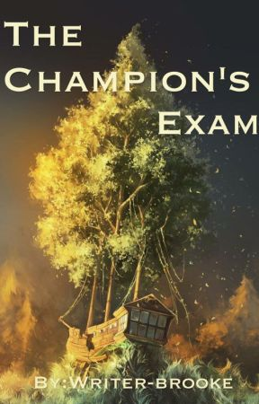 The Champion's Exam by Writer-brooke
