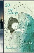 20 Sleep by janahjea