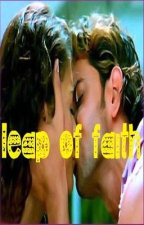 Leap of Faith by AdooreKhwab