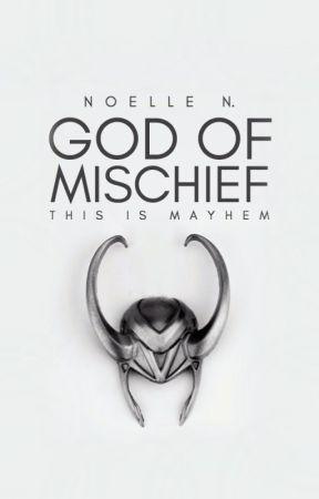 God Of Mischief   Loki Laufeyson by hepburnettes