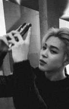 Fiction↪Park Jimin by CupcakeHeri