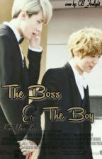 The boss & The boy  by kim_yun_lee