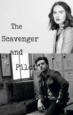 The Scavenger & Pilot by oppositeoflove