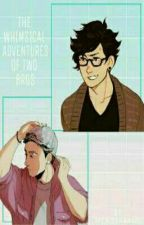 The whimsical adventures of two bros (Bokuroo) by tachibananaaa