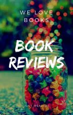 Book Reviews (CFCU) by Just_read100