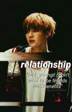relationship + yoonmin by yoonminwho