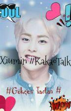 Xiumin//KakaoTalk by HaYaLpErEsT002