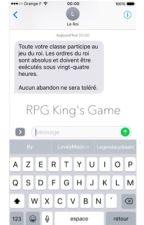 King's Game | RPG [FERMÉ] by LegendaryDream