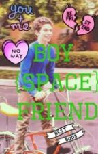 Boy *space* friend (Cameron Boyce) by NiixR5
