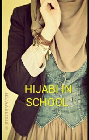 Hijabi In School by Abcdefg12345679