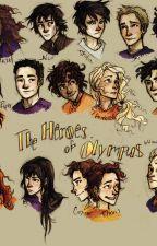 Heroes of Olympus Headcanons by Reynacmpjptr