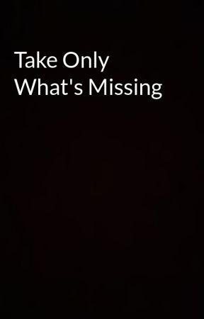 Take Only What's Missing by ladyserk