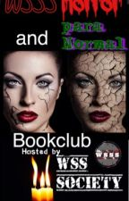 WSSS Official Horror and Paranormal Bookclub   by WSSSociety