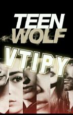 Teen Wolf vtipy  by applestudio
