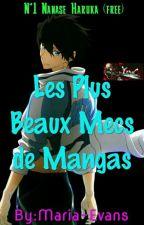 Les plus beaux mecs de Mangas by Maria-Evans