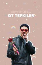Got7 Tepkiler by wang-ssim