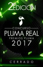 Premios Pluma Real 2017 | Inscripciones Abiertas| by PremiosPluma