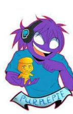 me enamoré de mi mejor amigo (purple guy y tu) amor acesino  by MeLlamanNill