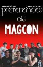Préférence || old magcon || by eva_magcult
