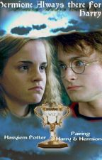 Hermione's Always There for Harry by PotterHS