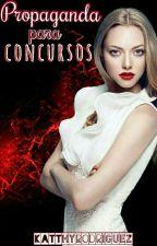 Propaganda para concursos de portadas by KatthyRodriguez