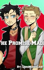 The Promise Made (Destiel Punk!Cas And Nerd!Dean) by LordMishaCantBeTamed