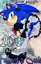 100 razones para follarse a Sonic by Sonica_Speed_Suicida