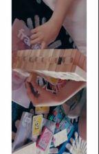 Blue Moon ☆ Monsta X <HIATUS>   by Panda_Do_Woozi