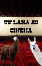 Un Lama au Cinéma  by SnowJust