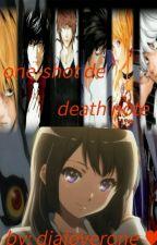 one shot de death note by dialoverone