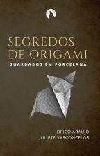 Segredos de Origami Guardados em Porcelana by JulieteVasconcelos