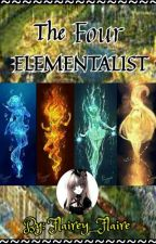 The Four ELEMENTALIST by Flairey_Flaire