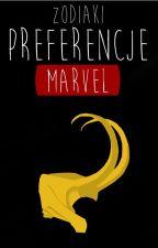 ZODIAKI & PREFERENCJE || Marvel (Avengers) by WhiteSoul_Felicja