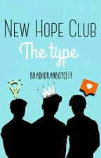 New Hope Club the type by bradhoranboyce17