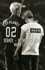 SeBaek ~ Exo next door ~  How to deal with love. by lttlhmnbng